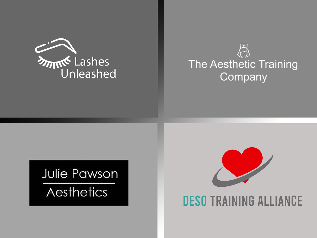 logo design for your aesthetic clinic